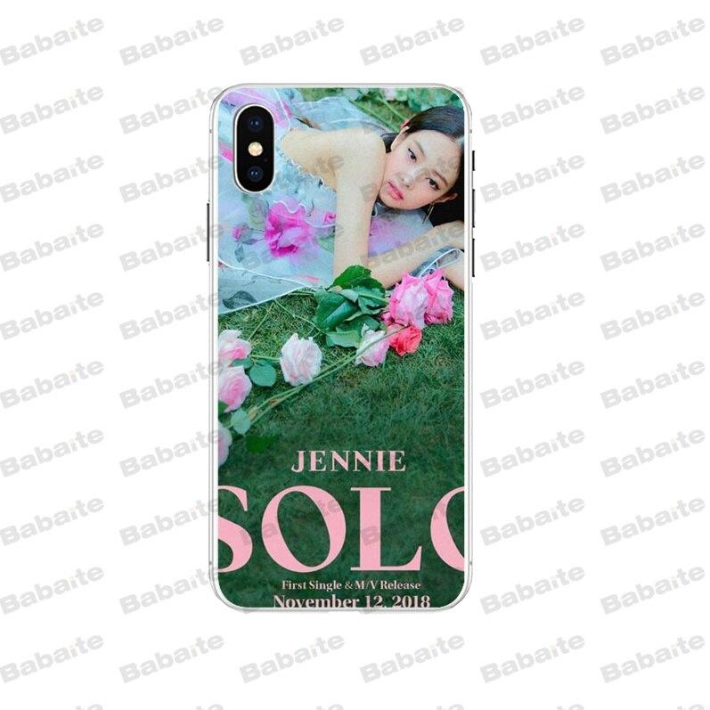 solo JENNIE Black pink