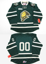 London Knights # Custom your name and number Stitched Hockey Jersey