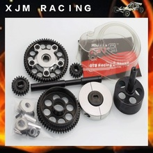 GTB Racing upgrade parts,  2 Speed transmission for 1/5 rc car baja 5b