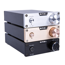 New Upgraded SMSL SA-98E TDA7498E 160W*2 Mini Stereo Hifi Super Bass Audio Digital Power Amplifier Class d amp with Low Noise(China)