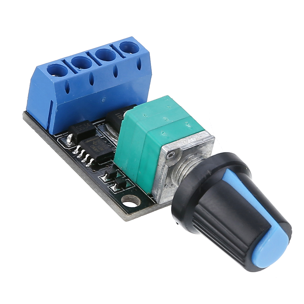 10A 5V-16V DC Motor Speed Controlling Switch LED Dimmer Controller DC Motor Speed Controlling Switch