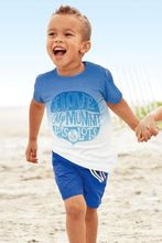 Hot sale children clothing set boy casual clothes suit(t-shirt+shorts)summer kid garment retail