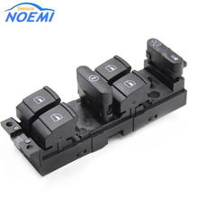 YAOPEI Power Driver Side Window Switch for Seat Leon for Skoda Superb for VW Golf Jetta Mk4 Passat B5 VR6 1J4959857B