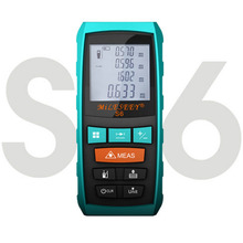 Buy Mileseey S6 Tools Measuring Laser Distance Meter 40m 60m 80m 100m Laser Measure Device Tool medidor laser Blue for $32.85 in AliExpress store