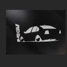 VW MK4 JETTA SIGN VINYL STICKER DECAL GTI JETTA BORA BEETLE FOR VOLKSWAGEN decoration
