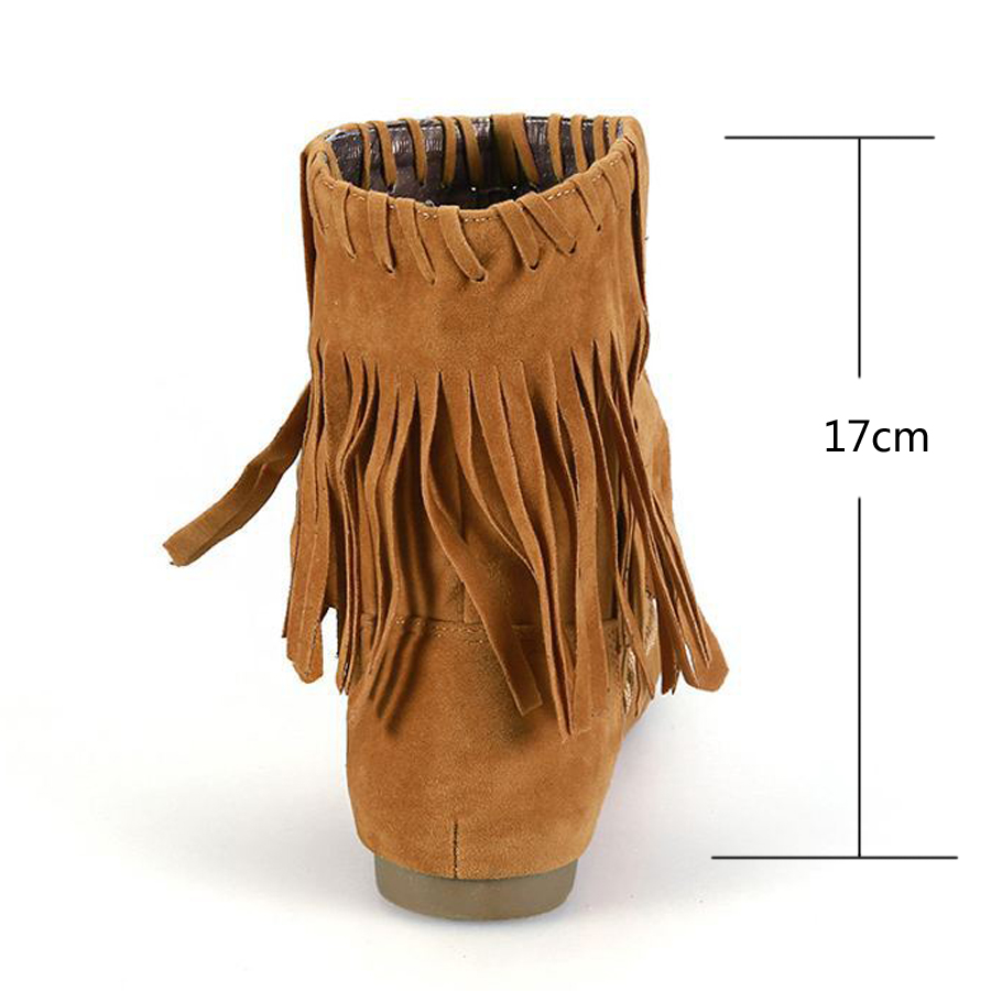 Fringe Cowboy Boots(2)
