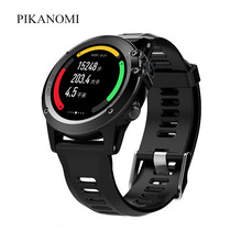 New Origanal WIFI Smart Watch IP68 GPS Android Wrist Watch MTK6572 4G+512M With 5.0M HD Camera Heart Rate Monitor 3G Video Call(China)