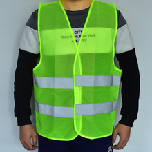FGHGF New Safety Clothing Visibility Security Safety Vest Jacket Reflective Strips Work Wear Uniforms Clothing Hot Sale(China)