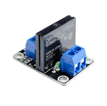 5V 1 Channel SSR G3MB-202P Solid State Relay Module 240V 2A Output with Resistive Fuse For Arduino