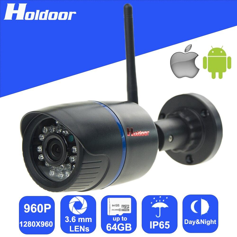 CCTV WiFi IP Camera 960P HD 3.6mm Lens Video Surveillance Email Alert Onvif P2P waterproof outdoor motion detect alarm IR Cut<br>