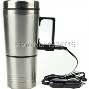 4pcs 12V 120W Car Auto Cup Mug Water Heater Element Kettle Tea Coffe Soup Drinks