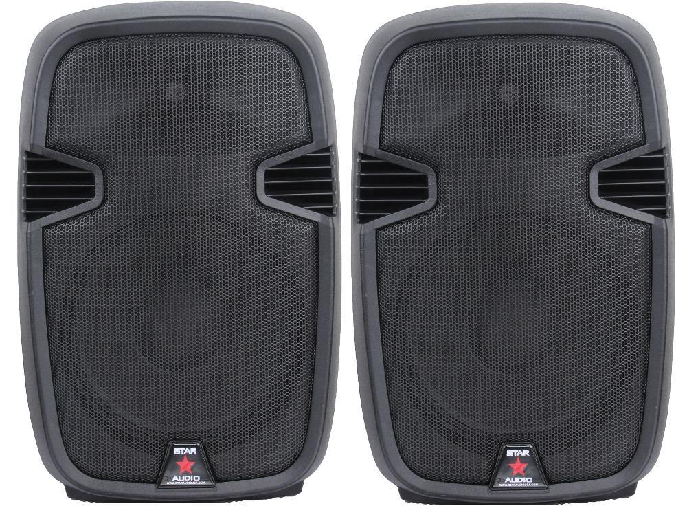 12\'\' 2000W PA,DJ speaker (4)