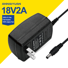18V 2A Switching Power Supply AC DC Adapter 18V2A DC Voltage Regulator Power Adapter5.5*2.5