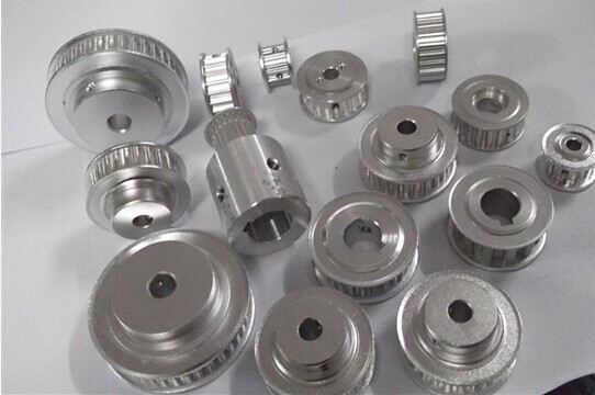 high quality cheap price 96teeth AT10 transmission gears/10mm pitch pulley<br>