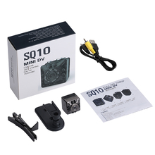 Hot Sales SQ10 Mini Camera Recorder HD Motion Sensor Micro USB Camera Full HD 1080P Mini Camcorder Infrared Night Vision Camera(China)