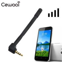 Cewaal 2017 New TV GPS Mobile Cell Phone FM Radio Univesal For Signal Booster External Wireless Antenna 3.5mm Jack(China)