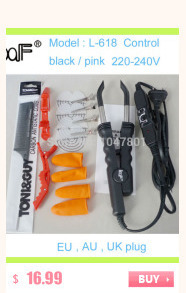 Hot Selling Hair Accessories Black PINK Hair Pliers Human Hair Extension Tools Stick Keratin Hair Extensions Pliers