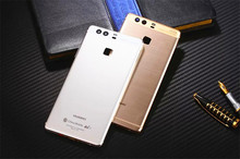 Huawei P9 Official Original Metal Battery Housing Cover Case for Huawei Ascend P9 Back Cover Replacement Parts(China)