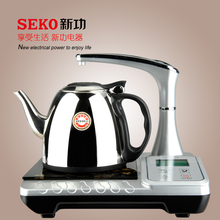 n9 automatic electric heating kettle water pumping water heating device kung fu tea smart tea machine(China)