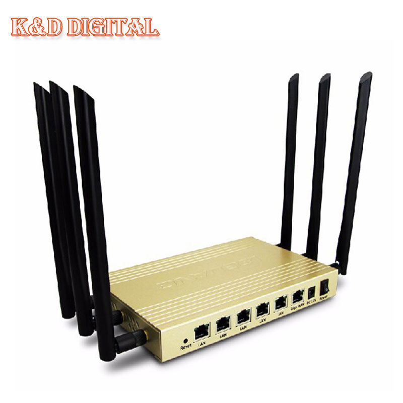 1000mW High Power 1200Mbps 802.ac WiFi Router Dual Band 2.4G&amp;5G Router For Villa/ Enterprise<br><br>Aliexpress