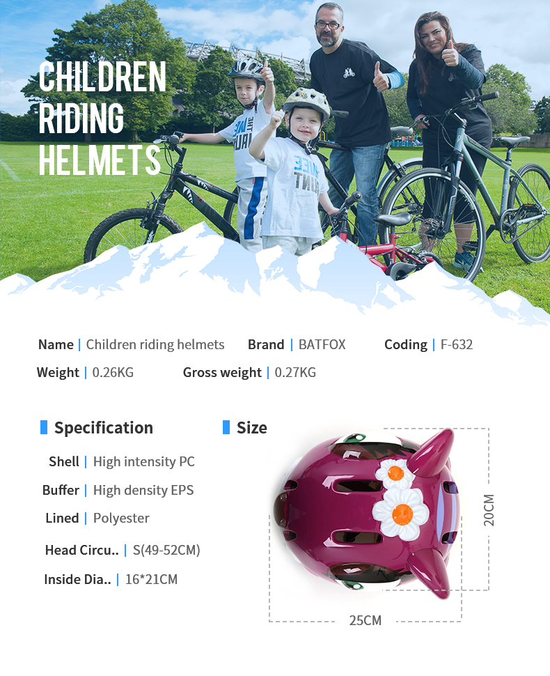 Cycling Helmet,kids helmet -001