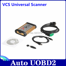 CANBUS System,Universal VCS Vehicle Communication Scanner VCS Scanner Interface English Russian Spanish French(China)