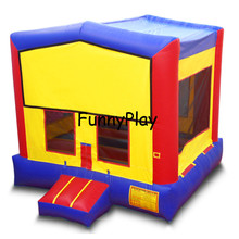 inflatable bouncer jumper for renntal,inflatable trampoline jumping playground,Top Quality Inflatable castle Moonwalk Jumper(China)