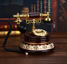 Quality fashion8325A/old fashioned household wired telephone/Caller ID Hands-free/backlit(China)