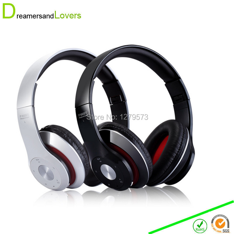 Bluetooth 4.0 Headset Over-The-Ear Wireless Bluetooth Earphone Headphones with Built-in Mic for Smart Phones &amp; Tablets Samsung<br><br>Aliexpress