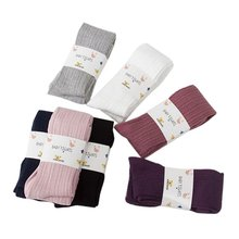 Baby Stockings Cotton Tights Pantyhose Bebe Tights for Girls Warm Tights for Newborn Baby Stockings