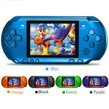 Portable 3.2 Inch Handheld Game Players With 318 Different Classic Retro Game Console Player TV Out Support External Handle(China)