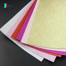 Colorful Size 35*25CM Handmade DIY Material Felt Cloth Hand Woven Fabric Gold Rose Red Silvery Light Pink Pink Red S045P(China)