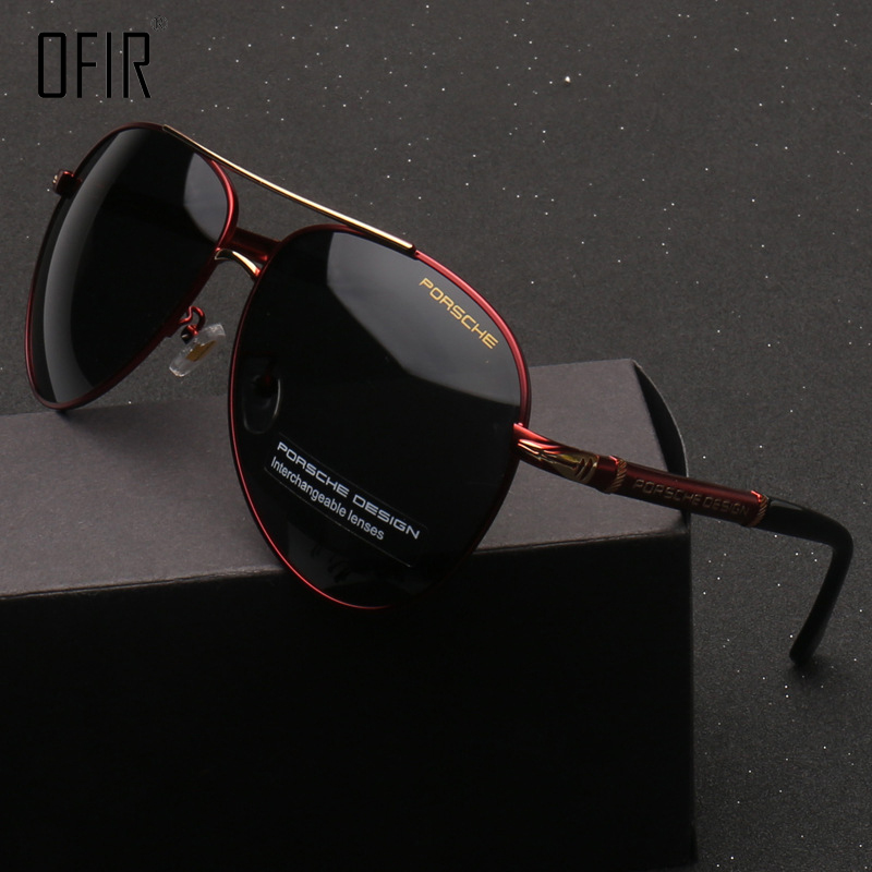 OFIR Brand HD Polarized Aviator Sunglasses Men Sun Glasses Brand Design Fishing Driving Sunglasses Goggle Classic Eyewear YF-30<br><br>Aliexpress