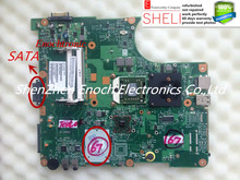 V000138300 for Toshiba Satellite L300D laptop motherboard,6050A2175001-MB-A02 SATA DVD interface,send one AMD cpu free  SHELI