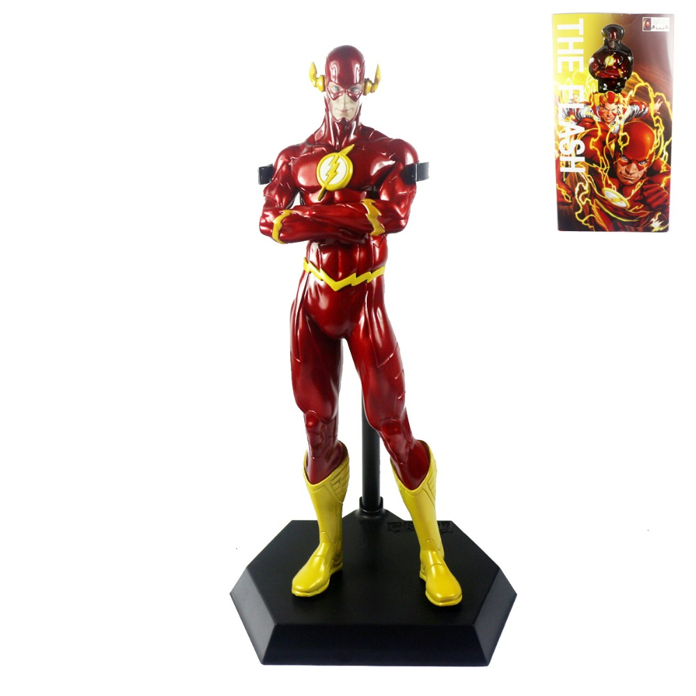 Anime Super Hero Assemble THE FLASH 22cm/8.7 By Crazy Toys Free Shipping<br>