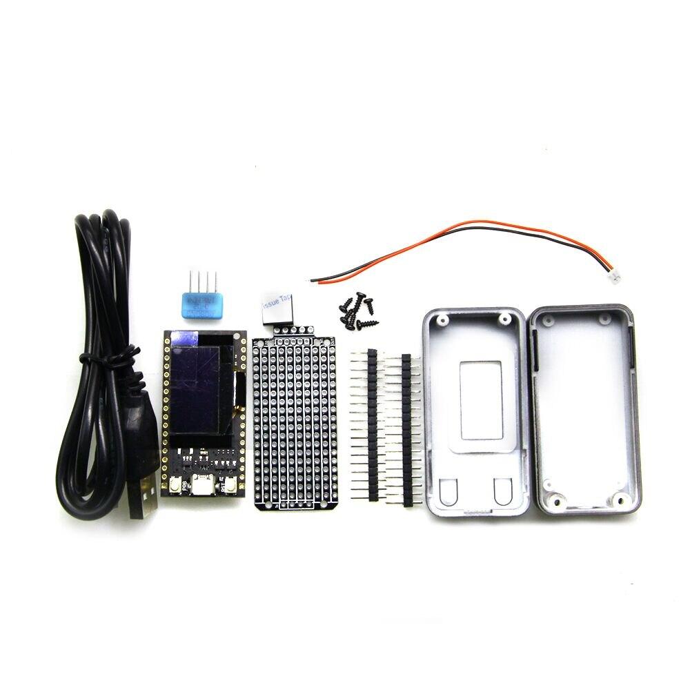TTGO ESP32 OLED V2.0 16 Mt bytes (128 Mt bit) Pro for Arduino Module WiFi Modules+Bluetooth Double Module ESP8266