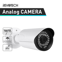 700TVL Night Vision 36LED IR CCTV Camera Sony Effio-E CCD / CMOS Bullet Outdoor Security Camera Waterproof Cam