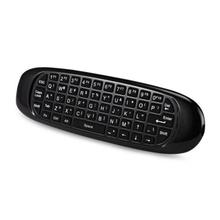 TK668 2.4GHz Wireless Air Mouse Remote Control QWERTY Keyboard For Windows/Linux/Android
