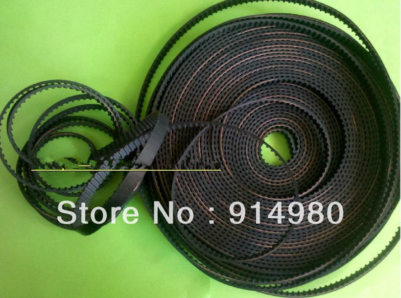 Opening rubber synchronous belt type belt XL width 15 mm, pitch of 5.08 diy Toy car accessories<br><br>Aliexpress