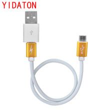 New 2 IN 1 OTG Emergency Charging Charger Cable Line Micro USB Android Phone To Phone Novelty Phone Accessories Hot Selling