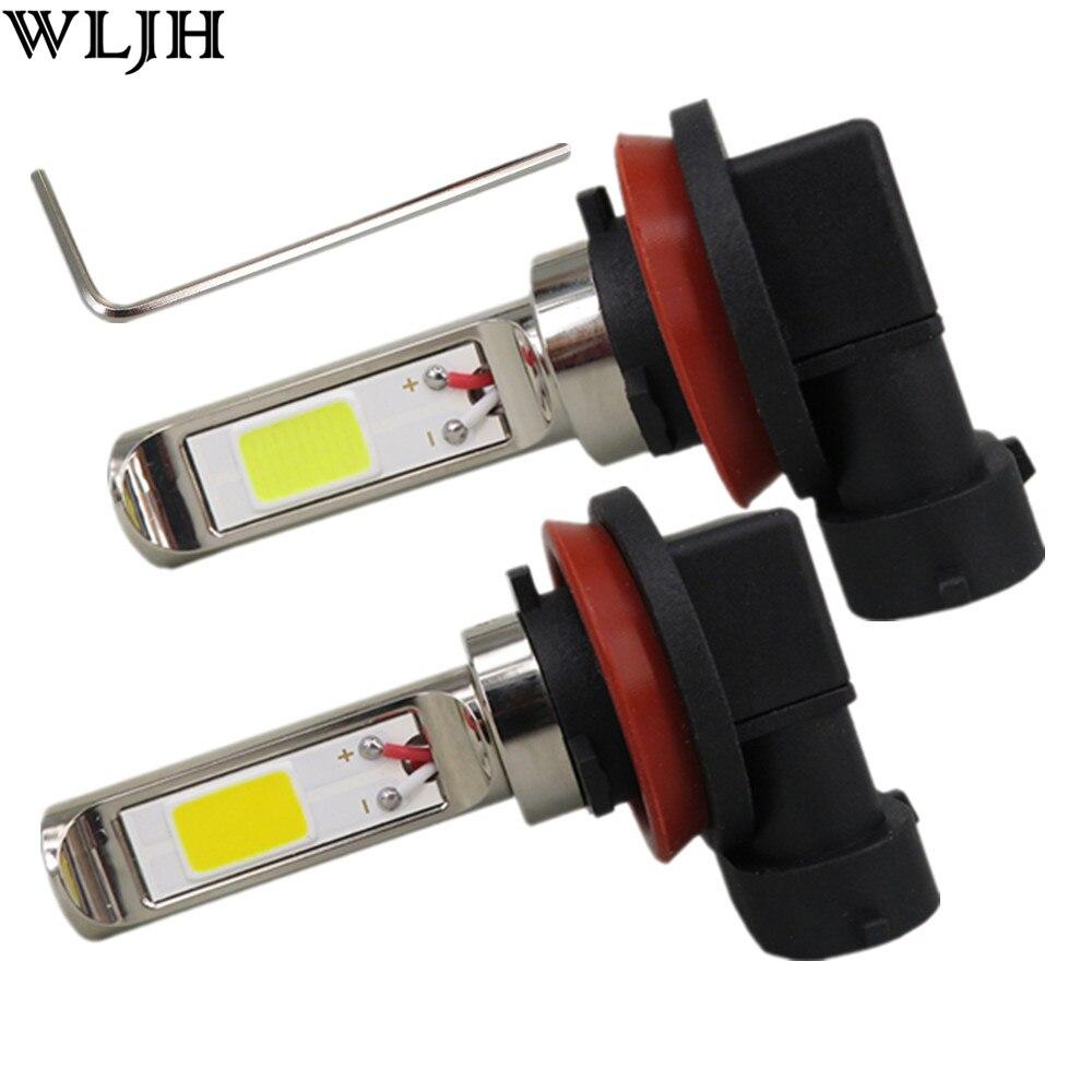 2pcs 30W H8 CREE Led Chip COB LED Bulbs High Power Car Accessories Motor Headlight Fog Driving Light Lamp Bulb 12V 24V 30V<br><br>Aliexpress
