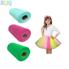 Buy Tulle Roll 15cm 100Yards Organza Fabric Spool Tutu Birthday Gift Wrap Christmas Wedding Decoration Party Favors Event Supplies for $4.29 in AliExpress store