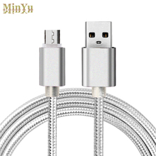 3FT Micro USB 2.0 Data Sync & Fast Charging Cable for Cube iWork8 /i6 Air Remix /i10 Remix /TALK98 7X 8H 8X T6 T7 T8 T9 V8 Cable