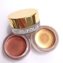 SPARSIFOLIA cream shadow COPPER and ROSE GOLD eyeshadow waterproof highly pigmented woman eye makeup