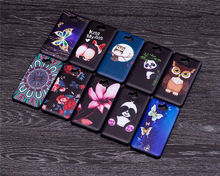 Art Phone Cases Coque For HUAWEI Y5 2017 Dual SIM MYA-L22 L23 5.0 Covers Relief TPU Capas For HUAWEI Y5 (2017) MYA-L02 L03 Cases(China)