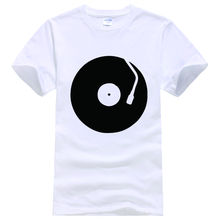 Record Disc Cd Label Jazz Music Soul Rock Punk Indie Pop Printed Tee Shirt Unisex Fashion Women Men Short Sleeve Cool Funny