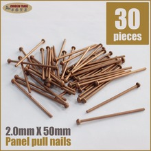 Panel pull nails 2.0mm spot welding tools car spotter metal sheet tools auto panel body shops garage spot weld hand working kit(China)