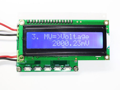 MV pulse measurement and high resolution 0.01mv 10KHz dutycycle pulse<br>