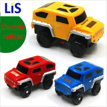 Lis Toy car track car parts electric children's vehicle urban rail 65g(China)