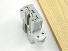 M-03 Folding door hinge furniture hinge flap cross invisible door hinge hidden-Wide:43.7mm --50g KF503